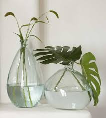 decorating awesome glass vases by vivaterra ideas for home