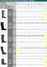 Ariat Tall Boot Size Chart Lovely Hunter Boots Size Review
