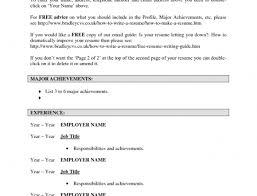 Resume Builder Software Free Write A Better Resume Resume Maker