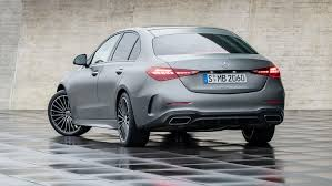 #6 in luxury small sedans. 2021 Mercedes C Class Saloon And Estate Revealed Prices Specs And Release Date Carwow