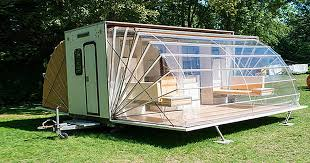 transformable design de markies the awning camp trailer