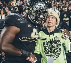 Why Msu Fans Will Be Chanting Cancer Sucks During Purdue Game