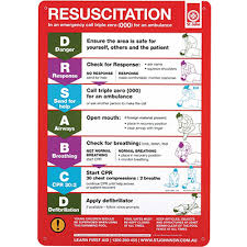 Resuscitation Chart Pdf First Aid Manual St John Ambulance Free Download Pdf