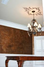 Faux Copper Paint = bronze gold and espresso metallic paints layered faux  effect, amazing website with ideas for colors