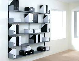 office shelf ideas. Brilliant Ideas Office Shelves Wall Mounted Shelf Idea Floating To Display