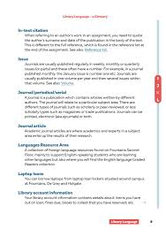 Library Language By Library Learning Services Issuu