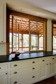 Kitchen Pass Through 17 Best Images About Bv Kitchen Pass Thru To Sunroom On
