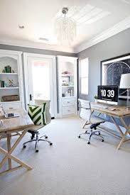 home office small shared. home office layout shared studio mcgee small