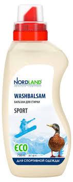 Купить <b>Бальзам для стирки</b> Nordland ECO для спортивной ...