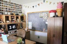 where i work magnetic chalkboard