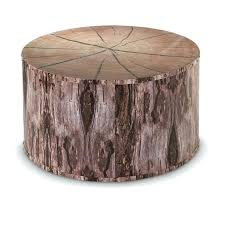 tree trunk coffee table rustic handmade round tree trunk coffee table for traditional living room idea tree trunk coffee table