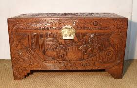 oriental camphor wood chest antique chests oriental chinese