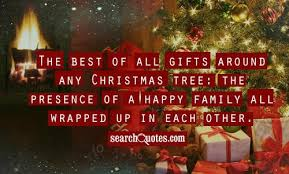 Christmas Tree Quotes Enchanting Funny Family Christmas Quotes On QuotesTopics