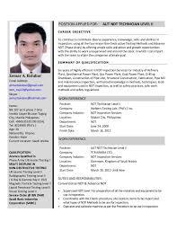 Latest Sample Resume Format 61 Resume Objectives Pdf Doc Free