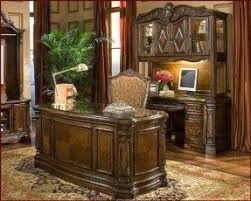 home office set. aico home office set windsor court in honey walnut ai7020