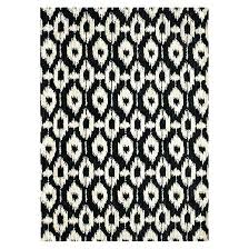 black and white area rugs rug nice modern 8 in chevron 8x10 black and white area rug