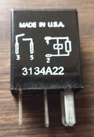 ford motor co tt b aa blade relay bull picclick ford motor co 8t2t 14b192 aa 4 blade relay 2