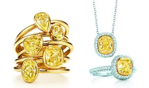 the rarest of the rare the fancy yellow diamond has been a staple of tiffany s heritage and allure since it was founded on the ownership of the famous