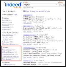 Posting Resume On Indeed 3366