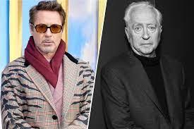 Robert Downey Jr.: Sein Vater Robert ...