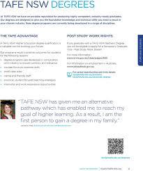 Tafe Nsw Australia 2015 International Student Guide