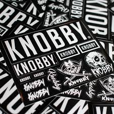 Awesome Sticker Design Knobby Sticker Pack