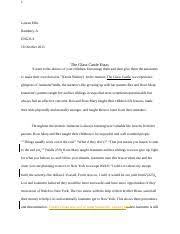 studyguidetheglasscastlebyjeannettewalls study guide the glass 4 pages the glass castle essay