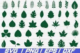 Download 156,230 leaf icon free vectors. 42 Paper Leaves Svg Cut File Leaf Templates Cricut 250121 Cut Files Design Bundles
