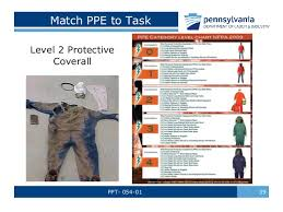 Arc Flash Ppe Chart 2017 Arc Flash Safety Training By Pennsylvania Department Of