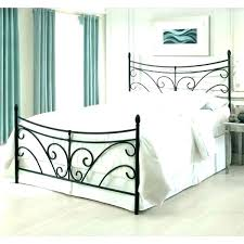 king wrought iron bed – cntme.co
