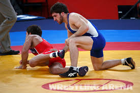 Frayer Wrestling London 2012 Freestyle Wrestling 66kg Shabanov Blr Vs Frayer Usa