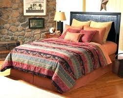 southwest style comforters.  Style Southwestern Comforter Sets Southwest Style Bedding Elk River Set Design    Throughout Southwest Style Comforters L