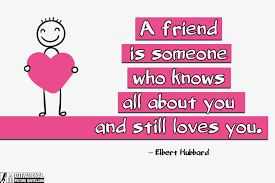Friendship Is About Quotes