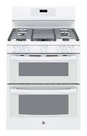 A Ft SelfCleaning Freestanding Double Oven Gas Convection Range