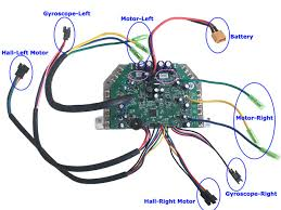 hoverboard bluetooth circuit board parts buy hoverboard parts swagtron troubleshooting at Hoverboard Wiring Diagram