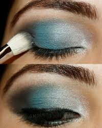 makeup for brown eyes tutorials for beginners finish the look with mascara and your very simple easy to apply eye