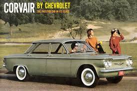 Throwback Thursday: America's overlooked classic, the Corvair ...