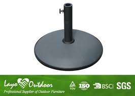 water proof outdoor umbrella table stand heavy garden parasol base powder images