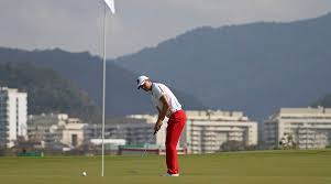 Campo olímpico de golfe), built within the reserva de marapendi in the barra da tijuca zone. Rio 2016 Olympics German Golfer Martin Kaymer Learns The Value Of Olympic Gold Over Green Cash Sports News The Indian Express