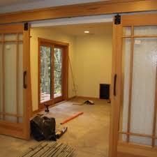 interior glass barn doors. Sterling Interior Barn Doors Sliding Glass Door Blinds With Interiorglass