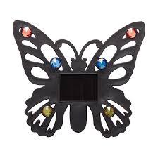Solar Butterfly Wall Light Solar Butterfly Light