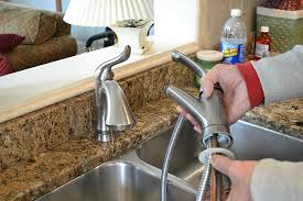 incredible stylish how to change a kitchen faucet how to install a