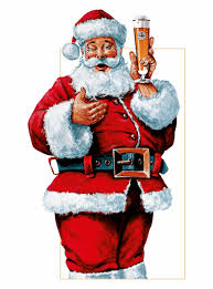 Warsteiner Weihnacht Png Download Santa Claus