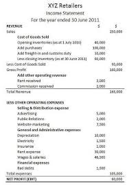 Income Statements Explained Layout Mastered