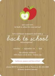 Back To School Invitation Template School Invitation Template Ninja Turtletechrepairs End Of School