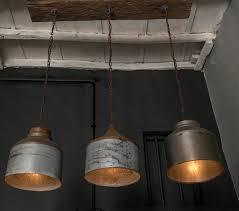 industrial lighting fixture. Description. Rustic Industrial Lighting Fixture E