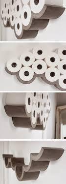 22 Diy Bathroom Decoration Ideas. Cloud Toilet Paper HolderBathroom ...