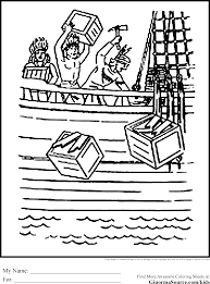 Small Picture Coloring Pages Of The Boston Massacre Coloring Home