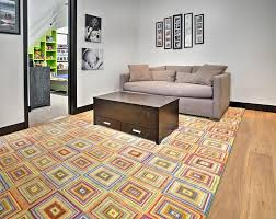 woven flooring like chilewich is a safe and easy surface that s durable and easy to clean