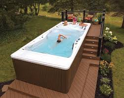 are swim spas worth it. Beautiful Worth An Up Close Look At The MP Momentum Swim Spa For Are Spas Worth It